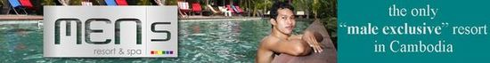 MEN's Resort & Spa - the only gay hotel in Cambodia